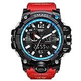 Zantec Sport-Uhr für Herren, multifunktionelle, digitale Armbanduhr, als Geschenk zu Weihnachten oder einem Geburtstag.
