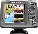 Lowrance sondeur/kartenplotter Hook 5Mid/High/Downs Can, 000-12656-001