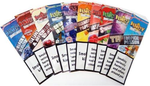 juicy-10-pacchetti-di-cartine-per-sigarette-10-gusti