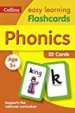 #9: Phonics Flashcards (Collins Easy Learning Preschool)