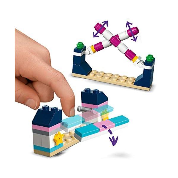 LEGO Friends - La gara di equitazione di Stephanie, 41367 5 spesavip