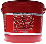 Single Player Modus of Proteins 100% Whey Protein Professional LS Vanille 5000g
