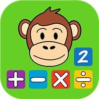 Mathe für Mädchen und Jungen an der Grundschule oder Volksschule (Alter 5-12); Kopfrechnen: Addieren, Subtrahieren, Einmaleins und Divisionen