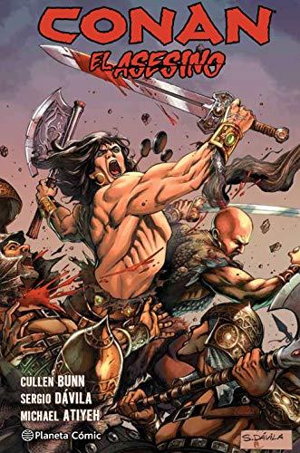 Conan El asesino (integral) (Conan El asesino (integral))
