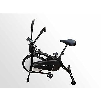 Air Bike Orbit, Bicicleta Elíptica + Bicicleta estática KooLooK 2-EN-1
