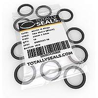 31 mm x 5 mm (41 mm de diámetro) anillas de goma de nitrilo 70A dureza de la orilla – Elija el tamaño del paquete