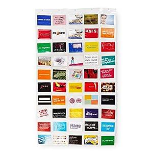 Lumaland Fotovorhang Collage für Bilder und Fotos verschiedene Größen