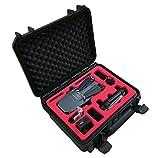 Valigia professionale per DJI Mavic Pro con spazio per 3 batterie e accessori e piú (Edizione Compatta)