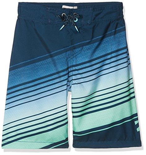 Billabong Surf Shorts (Billabong RESISTANCE 17, Strand Shorts Kinder, Mehrfarbig (Minze),14)