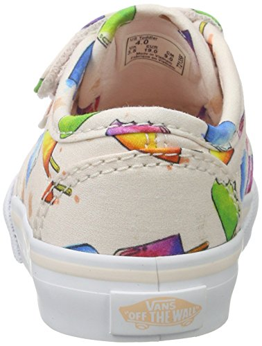 Vans Td Atwood Vz, Chaussures First Step Bimba Multicolore (popsicle)