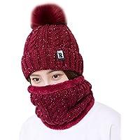 60249bf9569e Femme en tricot d hiver casquettes, tukis portes Femme Hiver tricot  printemps Plus Chaud