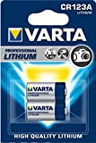 Varta Professional CR123A Lithium Batterie (2-er Pack)
