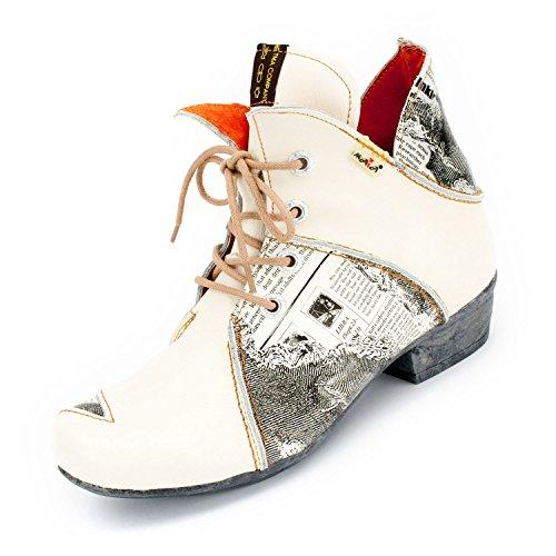 TMA - Stivali classici Donna bianco crema