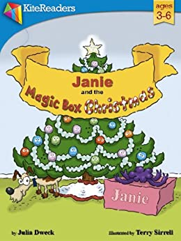 Janie and the Magic Box Christmas by [Dweck, Julia]