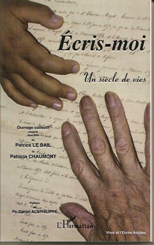 Écris-moi par Patrice Le Bail