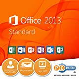 MS Microsoft Office 2013 STANDARD für 2PC's + 8GB USB-Flash-Drive mit Installationsdaten 32/64-Bit