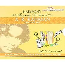 Harmony Soft Instrumental A. R. Rahman - Vol. 6