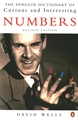 Dictionary Of Curious And Interesting Numbers (Penguin Press Science) por Vv.Aa.