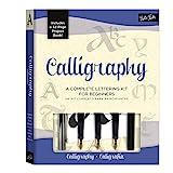Calligraphy / Caligrafia: A Complete Lettering Kit for Beginners / Un kit complete para principiantes