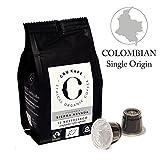 CRU Kafe Nespresso Compatible Pods Organic Fair-trade...