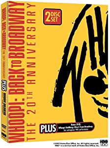 Whoopi: Back on Broadway - The 20th Anniversary [DVD] [Region 1] [US Import] [NTSC]