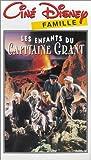 Les Enfants du capitaine Grant (In Search of the Castaways) [VHS]