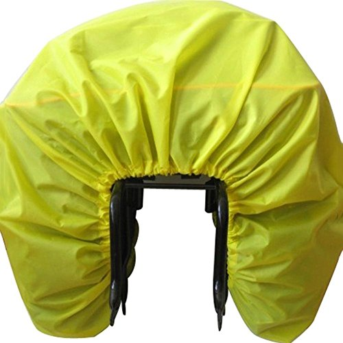 Jerome10Dan Fahrrad Carry Bag Regen Abdeckung, Outdoor Mountainbike Road Cycle Hinterregal Wasserdicht Regen Fall, Um Ihr Gepäck vor Nässe zu schützen -