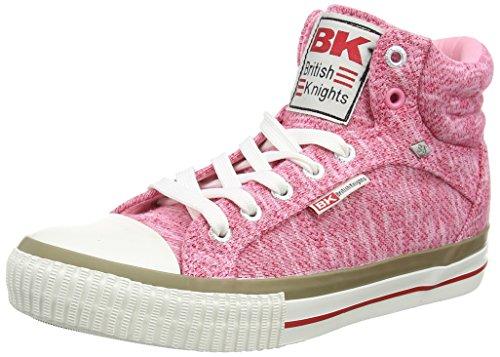 British Knights - Dee, Sneaker alte Donna Rosa (Pink (Pink 05))