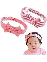 keepersheep Baby Bowknot Kopfband