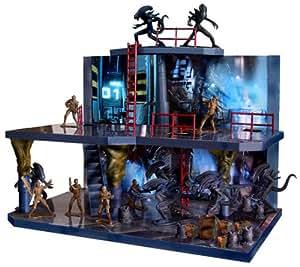 Aliens Deluxe Playset mit Figuren