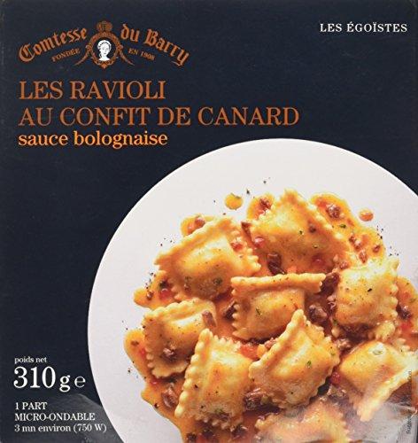 Comtesse du Barry Duck Confit Ravioli and Bolognese Sauce 310 g