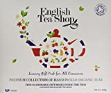 English Tea Shop Organic Luxury Gift Tray (Pack of 96 Tea Bags)