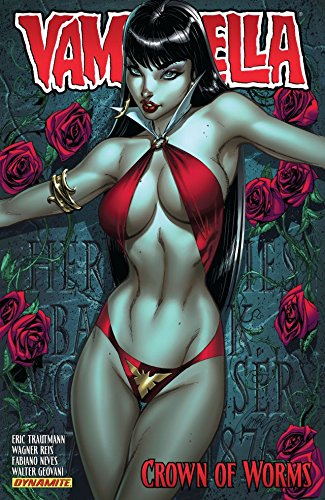 Vampirella (2011-2014) Vol. 1: Crown of Worms (Vampirella (2011-)) (English Edition) por Eric Trautmann