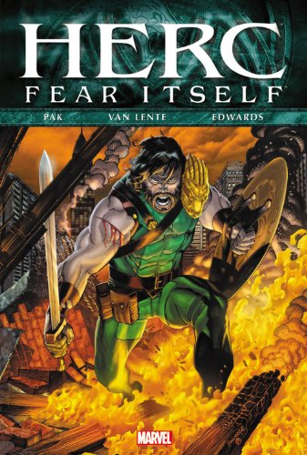 Fear Itself Herc Prem HC