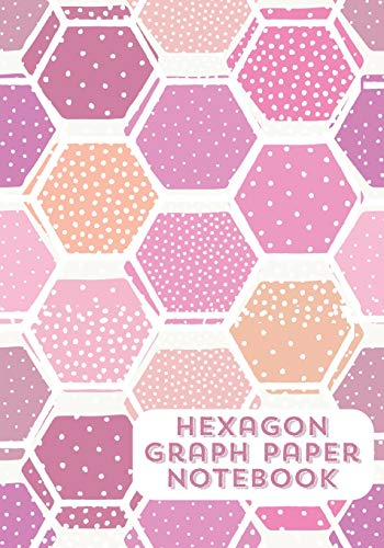 Hexagon Graph Paper Notebook