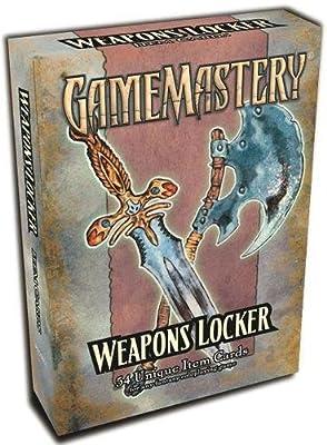 GameMastery Item Cards: Weapons Locker