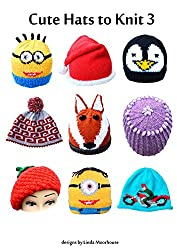 Cute Hats to Knit for children - Part 3