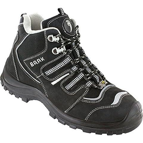 BAAK scarpe alte di sicurezza Philipp Sports S3ESD, lavoro scarpe