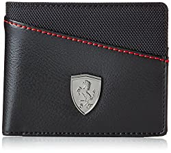 Puma Ferrari Black Mens Wallet (7394501)