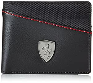 c0cfdadaffa71 Image Unavailable. Image not available for. Colour  Puma Ferrari Black Men s  Wallet ...