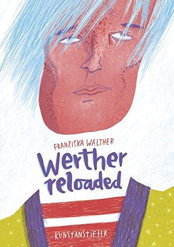 Buchseite und Rezensionen zu 'Werther Reloaded' von J.W.v. Goethe