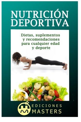 Portada del libro Nutrición deportiva