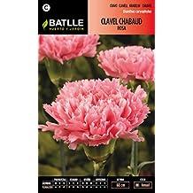 Semillas Batlle 092407BOLS - Clavel Chabaud Doble rosa