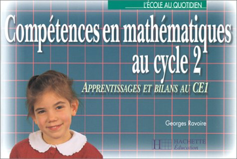 Compétences en mathématiques au cycle 2