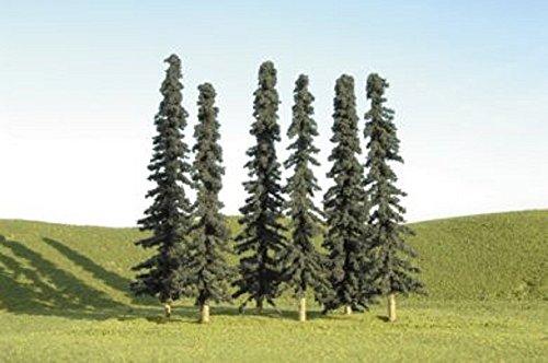 bachmann-industries-scene-scapes-echelle-ho-102-152-cm-coniferes-arbres-24-par-sac