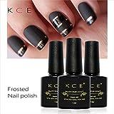 Oyedens Gel mate de la capa superior del KCE de gel de uñas de acabado de arte Gel ULTRAVIOLETA del gel de la capa superior