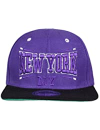 Original Snapback (one size, NY Square Lila / Lila) + Original MY CHICOS Sticker