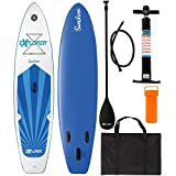 EXPLORER SUNSHINE SUP inflatable Stand Up Paddle Surfboard iSUP aufblasbar