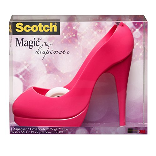 scotch-devidoir-escarpin-avec-1-ruban-19-mm-x-89m-rose