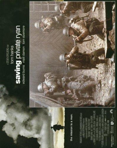 Saving Private Ryan Plakat Movie Poster (11 x 14 Inches - 28cm x 36cm) (1998) E